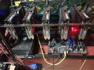 5 Radeon Rx 580 8GB GDDR5 (Black Edition) - Mining Rig for Sale in Boston, MA