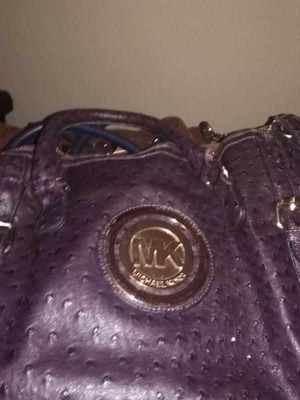 16fb03bbd80c Purple MK purse for Sale in Gulfport, MS - OfferUp