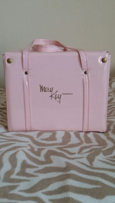 Vintage Mary Kay Consultant Case For Sale In Lakewood Wa Offerup