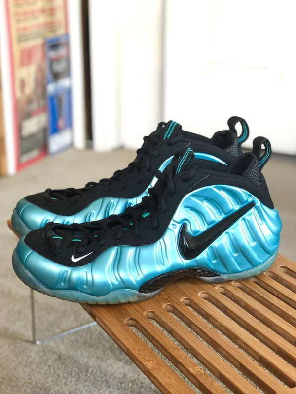 """e253ac5486a NIKE Air Foamposite Pro """"ELECTRIC BLUE"""" (2011) - Size 11.5 for Sale in Los  Angeles"""