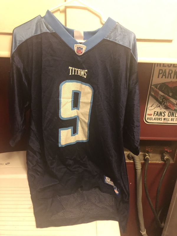 premium selection 1708b e3736 Steve McNair Jersey. for Sale in Dallas, NC - OfferUp