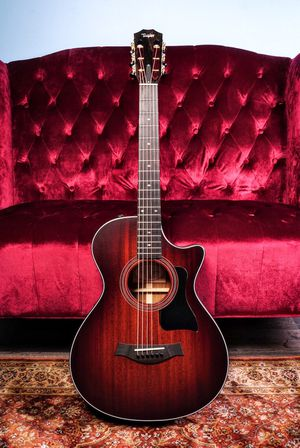 Taylor 322ce 12-fret acoustic electric guitar brand new with case for Sale in Orlando, FL