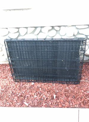 Large dog crate for Sale in Lake Elsinore, CA
