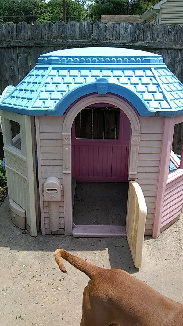 Little Tikes Playhouse Vintage For Sale
