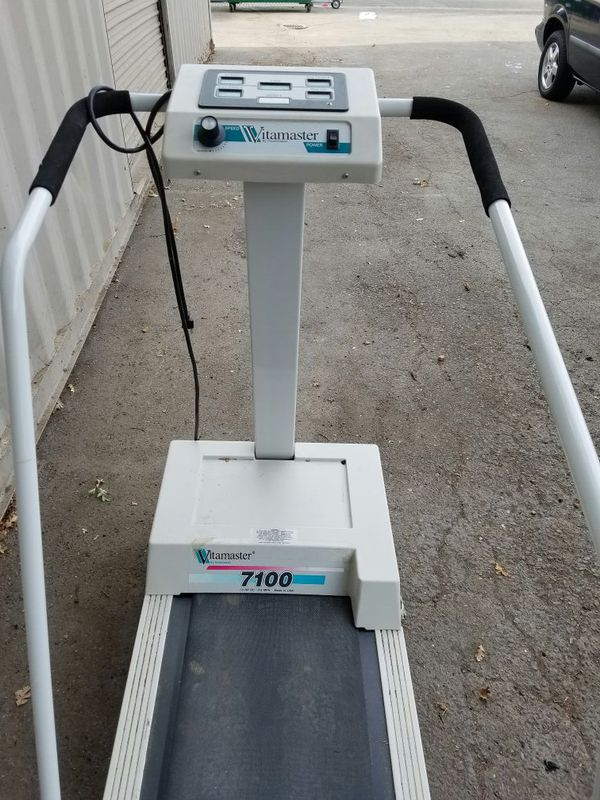 Treadmill Vitamaster 7100 Works Great For Sale In Stockton CA