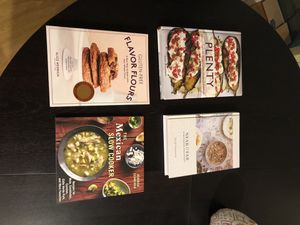 Four cook books for Sale in Seattle, WA