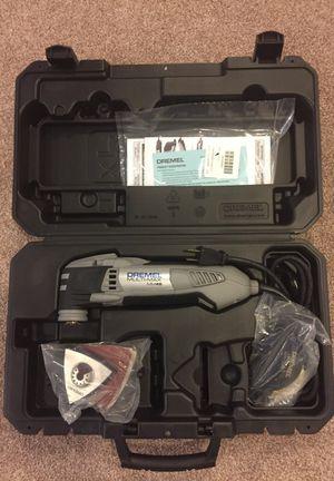 Dremel Multi-Max set for Sale in Leesburg, VA