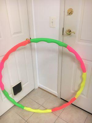 Hoola hoop for Sale in Arlington, VA