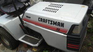 Craftsman riding lawn mower for Sale in Woodbridge, VA