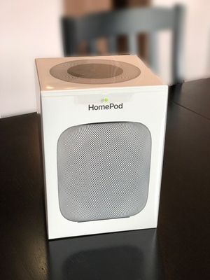 Space gray HomePod *brand new*! for Sale in Santa Monica, CA
