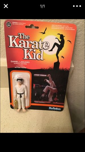 Karate Kid Collectible Action Figure for Sale in Mesa, AZ