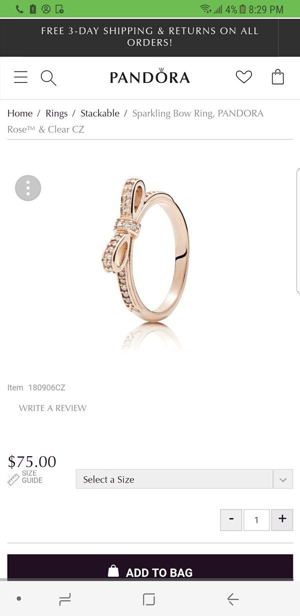 30b8536e3b703 Top 10 Punto Medio Noticias | Pandora Ring Size M