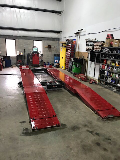 Hunter Alignment Rack >> Hunter Rx16 Alignment Rack For Sale In Newton Nh Offerup