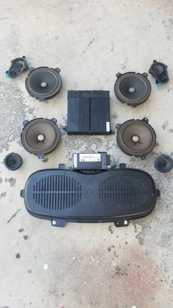 Bmw E46 Harman Kardon Sound System For Sale In Miami Fl Offeruprhofferup: Bose Audio System With Subwoofers At Gmaili.net