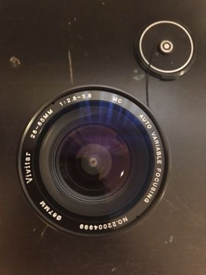 OLYMPUS VIVITAR LENSE 28-55mm for Sale in Rockville, MD