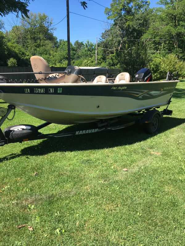 2005 Smokercraft 171 Proangler For Sale In Lombard Il