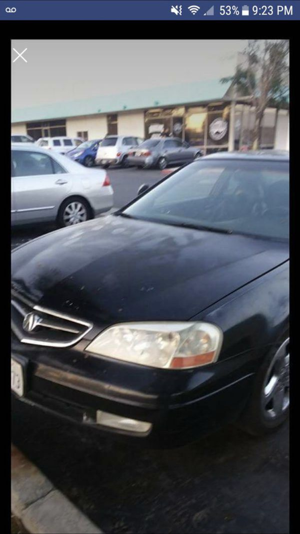 Acura CL For Sale In Palm Springs CA OfferUp - 2001 acura cl for sale