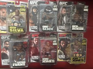 UFC action figures TOYS for Sale in Louisville, KY