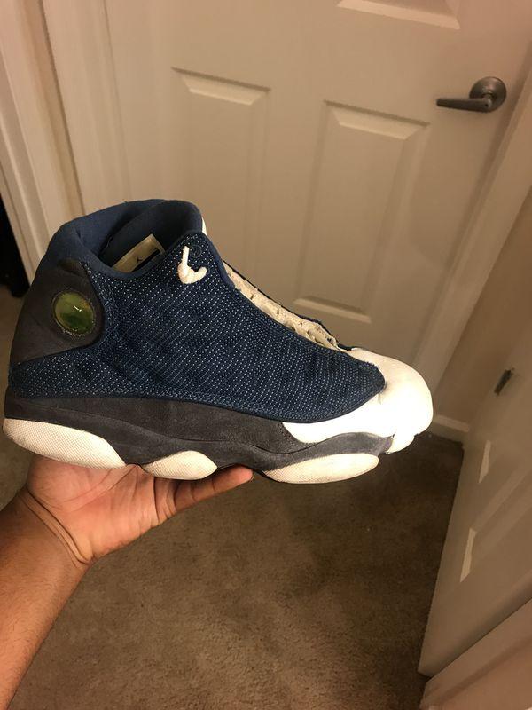 "9c14c230df8a OG Air Jordan Retro 13 ""Flint"" size 10 7 10 condition still wearable for  Sale in Hyattsville"