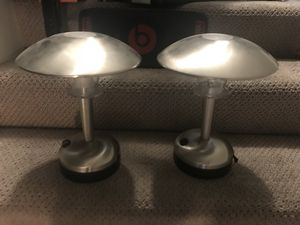 Brushed nickel lamps for Sale in Los Angeles, CA
