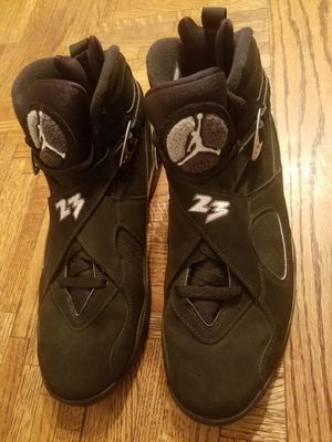 separation shoes 9c255 333d4 Retro Air Jordan 8 Chrome Sz 10 for Sale in Phoenix, AZ