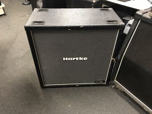 """Hartke GH412 Guitar Cabinet 320 watts 4x12"""" woofers for Sale in Columbus, OH"""