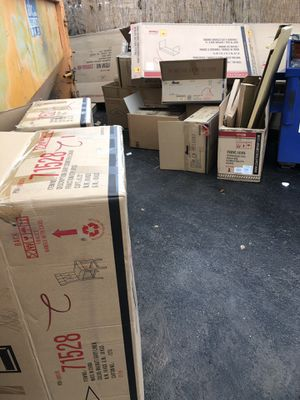 Free cardboard for Sale in Salt Lake City, UT