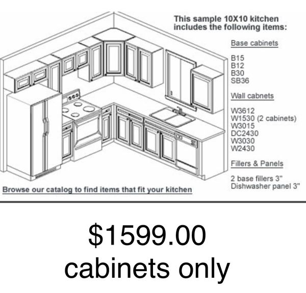 White Kitchen Cabinets For Sale: Kitchen Cabinets White Shaker For Sale In Tampa, FL