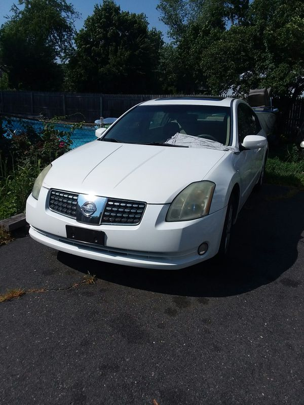 2004 Nissan Maxima 3 5 Se