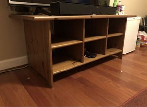 Tv stand/coffee table with cubbies for Sale in Kensington, MD
