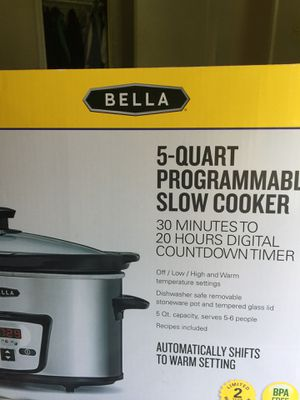 Slow cooker for Sale in Silver Spring, MD
