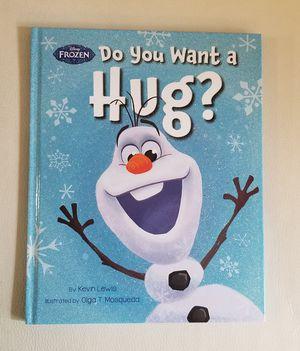 9a65a4c2113ff Frozen Olaf Book NEW Disney for Sale in Seminole
