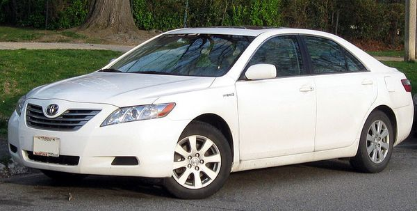 White Toyota Camry >> 2007 White Toyota Camry Hybrid For Sale In Windermere Fl Offerup