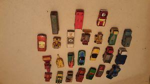 Photo Matchbox Cars