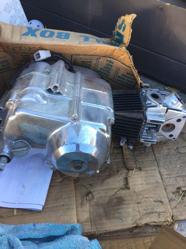 rebuild honda z50 engine
