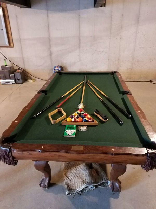 Gandy Pool Table For Sale In Los Angeles CA OfferUp - Gandy pool table