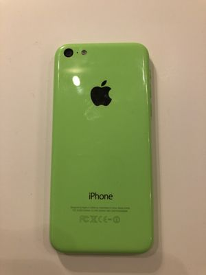 iPhone 5c green 32gb for Sale in Aspen Hill, MD