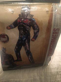 Optimus Prime costume Thumbnail