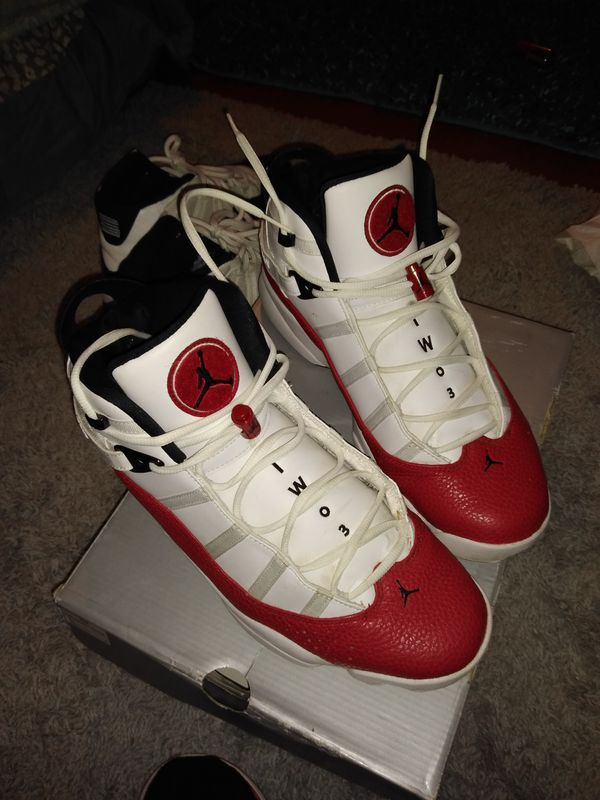 7cf35ef43fa6 Jordan 6 Rings size 13 for Sale in Indianapolis