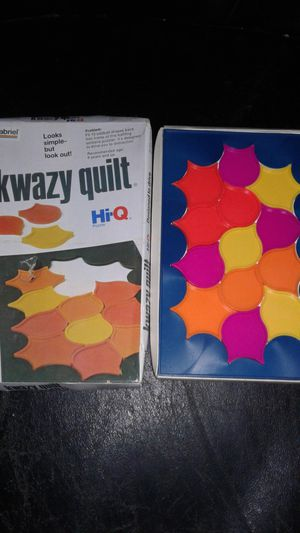 4 Puzzle Games for Sale in Killeen, TX