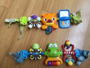 Baby Car Seat Toys for Sale in Gaithersburg, MD