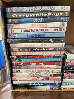 Used Dvds For Sale >> New And Used Dvd For Sale In Fresno Ca Offerup