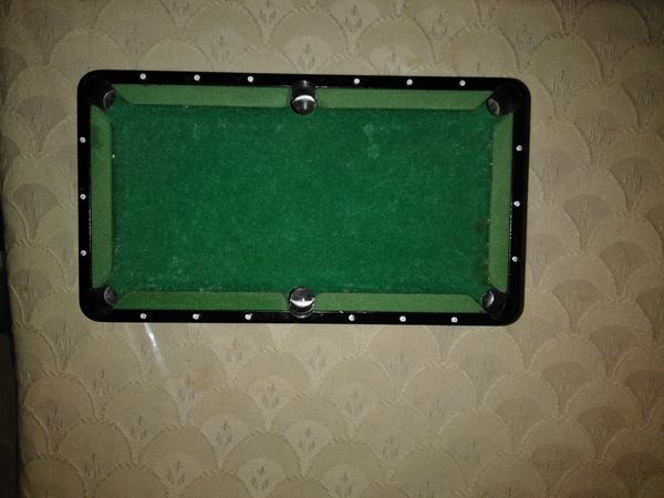 Mini Pool Table For Sale In Tucson AZ OfferUp - Where to buy mini pool table