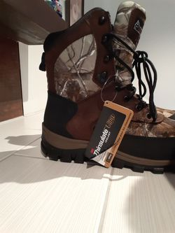 Botas rocky Men Waterproof Camo Size 10$60 Thumbnail
