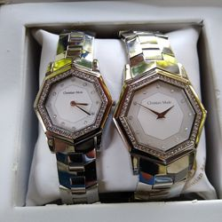 Christian Mode His And Hers Luxury Watches Thumbnail
