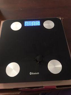 New Bluetooth Bathroom Scale! Thumbnail