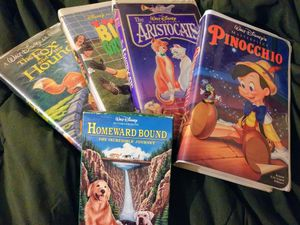 Tons of Disney VHS that sell for lots on ebay for Sale in Philadelphia, PA
