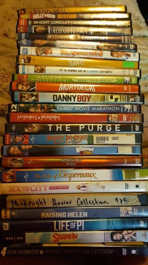 New and Used Dvd for Sale in New Bern, NC - OfferUp