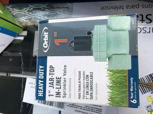 Sprinkler Valve for Sale in East Los Angeles, CA
