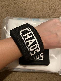 Chaos boxing equipment sweat wrist bands Thumbnail